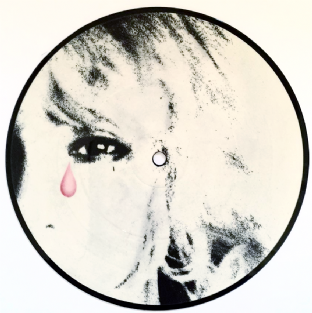 "Prelude - Only The Lonely/One Broken Heart For Sale (7"") (Picture Disc) (EX/EX-)"
